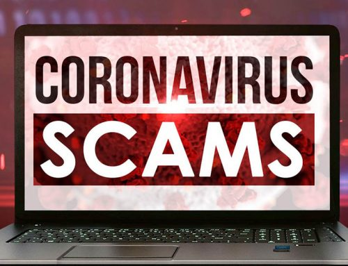 Beware of scams related to Covid-19